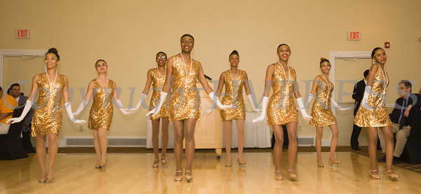 The Newburgh Performing Arts Academy provided the entertainment for the 21st Annual Orange County Human Rights Commission Awards Dinner held on Thursday, April 21st at The Fountains of Wallkill. Hudson Press/CHUCK STEWART, JR.
