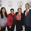 City of Newburgh Councilwoman Karen Mejia, LDCOC Chair Karen Mejia, Speaker of the NYC Council Melissa Mark-Viverito and Orange County Legislator Chris Eachus during the Latino Democratic Committee of Orange County Thirteenth Annual Fall Dinner Dance at Cafe Internationale in Newburgh, NY on Saturday, October 15, 2016. Hudson Valley Press/CHUCK STEWART, JR.