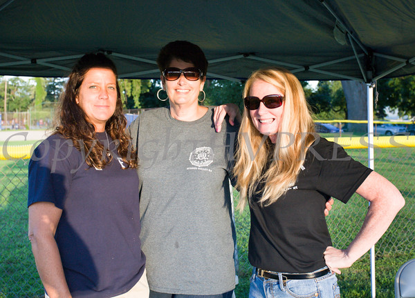 Members of the FBI Hudson Valley Resident Agency were on hand for the 19th year of the all-free National Night Out event in the City of Newburgh on Tuesday, August 2, 2016. Hudson Valley Press/CHUCK STEWART, JR.
