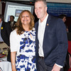 Affinity Health Plan Manager Krystal Serrano with US Rep Sean Patrick Maloney (NY-18) at the Orange County Democratic Women 2016 Gala Dinner on Saturday, April 16, 2016 at La Casa Vicina in New Windsor, NY. Hudson Valley Press/CHUCK STEWART, JR.