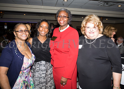 Some of the attendees of the Orange County Democratic Women 2016 Gala Dinner on Saturday, April 16, 2016 at La Casa Vicina in New Windsor, NY. Hudson Valley Press/CHUCK STEWART, JR.