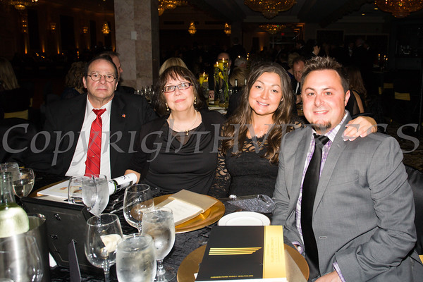 Attendees of Cornerstone Family Healthcare's 17th Annual Pillars of the Community Gala held at Anthony's Pier 9 on Saturday, November 5, 2016. Hudson Valley Press/CHUCK STEWART, JR.