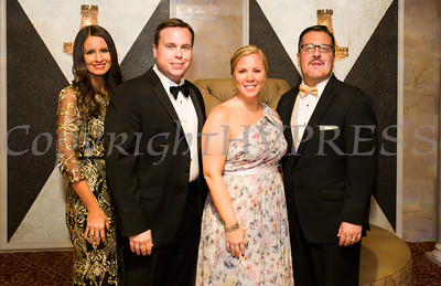 Lisa Sommers, Josh Sommers, Elizabeth Rowley and Derrik Wynkoop pose for a picture during Cornerstone Family Healthcare's 17th Annual Pillars of the Community Gala held at Anthony's Pier 9 on Saturday, November 5, 2016. Hudson Valley Press/CHUCK STEWART, JR.