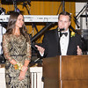 Lisa and Josh Sommers were the event chairs for Cornerstone Family Healthcare's 17th Annual Pillars of the Community Gala held at Anthony's Pier 9 on Saturday, November 5, 2016. Hudson Valley Press/CHUCK STEWART, JR.