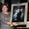 Cornerstone Family Healthcare President and CEO Linda S. Muller is surprised with a portrait by the Board of Directors during the 17th Annual Pillars of the Community Gala held at Anthony's Pier 9 on Saturday, November 5, 2016. Hudson Valley Press/CHUCK STEWART, JR.