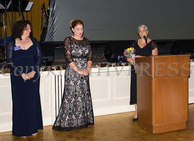 Jane Chertock Legacy Award recipient Dr. Marie Cantu offers remarks as Safe Homes of Orange County celebrated its 30th Anniversary with a Celebration of Hope Gala on Friday, October 21, 2016. Hudson Valley Press/CHUCK STEWART, JR.