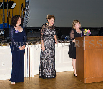 Mildred Warren Good-Neighbor Award recipeint Dr. Michele Winchester-Vega, offers remarks as Safe Homes of Orange County celebrated its 30th Anniversary with a Celebration of Hope Gala on Friday, October 21, 2016. Hudson Valley Press/CHUCK STEWART, JR.