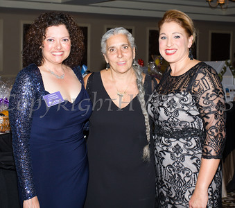 Christine Fitzgerald, Chair - Safe Homes Board of Directors, Jane Chertock Legacy Award recipient Dr. Marie Cantu and Kellyann Kostyal-Larrier, Executive Director Safe Homes of Orange County during the 30th anniversary celebration of Safe Homes of Orange County gala on Friday, October 21, 2016. Hudson Valley Press/CHUCK STEWART, JR.