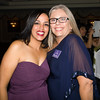 Safe Homes of Orange County Family Justice Center Director Inaudy Esposito and Safe Homes Board Member Kim Leake pose for a picture as Safe Homes of Orange County celebrated its 30th Anniversary with a Celebration of Hope Gala on Friday, October 21, 2016. Hudson Valley Press/CHUCK STEWART, JR.