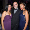 Safe Homes of Orange County Family Justice Center Director Inaudy Esposito, Executive Assistant Todd van Minter, and Associate Director Sarita Green pose for a picture as Safe Homes of Orange County celebrated its 30th Anniversary with a Celebration of Hope Gala on Friday, October 21, 2016. Hudson Valley Press/CHUCK STEWART, JR.