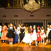"""Young girls enjoyed dancing the """"Electric Slide"""" during the Boys & Girls Club of Newburgh's 2nd Annual Stand By Me Gala on Saturday, May 14 at the Meadowbrook Lodge in New Windsor, NY. Hudson Press/CHUCK STEWART, JR."""