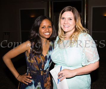 Dareshanie D'Arpino and Krysta Murray Kroohs at the Boys & Girls Club of Newburgh's 2nd Annual Stand By Me Gala on Saturday, May 14 at the Meadowbrook Lodge in New Windsor, NY. Hudson Press/CHUCK STEWART, JR.