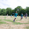 TEAM Newburgh hosted a fun day for youth at Algonquin Park in Newburgh on Friday, July 15, 2016 that included a game of kick ball. Hudson Valley Press/CHUCK STEWART, JR.