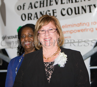 Willa Freiband was honored during the 24th Annual Tribute to Women of Achievement of Orange County held at West Hills Country Club in Middletown, NY on Wednesday, May 11, 2016. Hudson Press/CHUCK STEWART, JR.