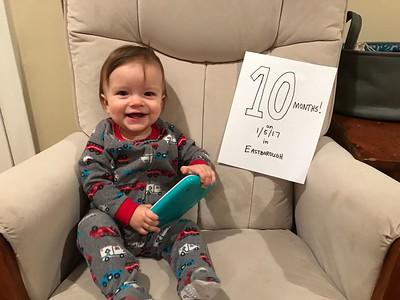 Connor 10 months