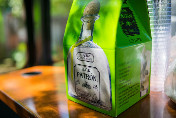 The Patron will turn out to be dangerous