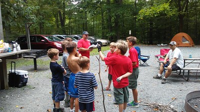 Cub Scout Fall Campout