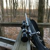 HERE'S WHAT IT LOOKS LIKE FROM DOUG'S STAND..LOOK OUT DEER!!!