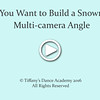 Sat 121016 - 1230pm Holiday Magic - Do you Want to Build a Snowman