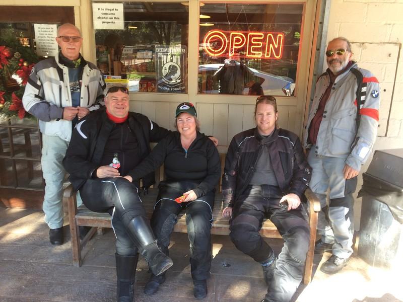Gene Calbow, Edward Bell, Katy  Salo, Scott Rueter and Jeff Diamond.