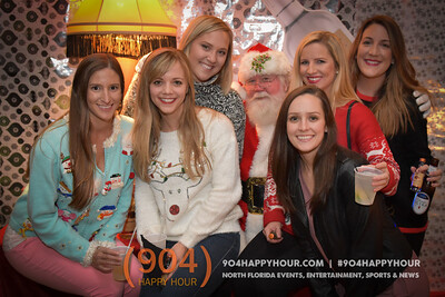 Ugly Sweater Bad Santa Party @ The Palace Saloon -  12.23.16