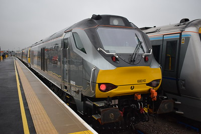 Chiltern at Oxford, 12 December 2016