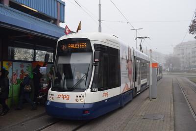 Trams & Metros in Switzlerand