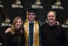 18377 Bob Noss, Student athlete Graduation 12-17-16