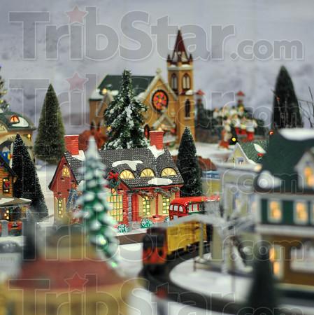 MET 121016 CHRISTMAS TRAIN