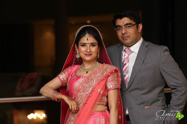 Deepika & Sharavan
