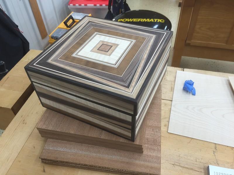 Detailed Boxes w Ferrazzutti 38