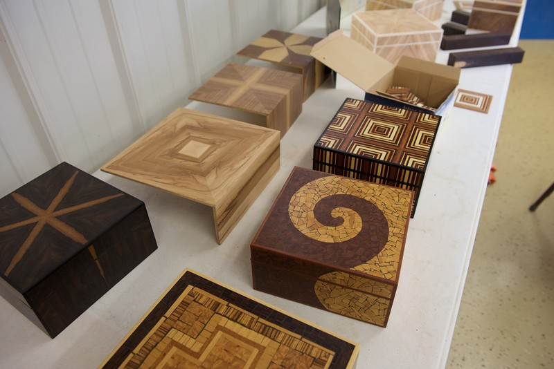 Detailed Boxes w Ferrazzutti 96