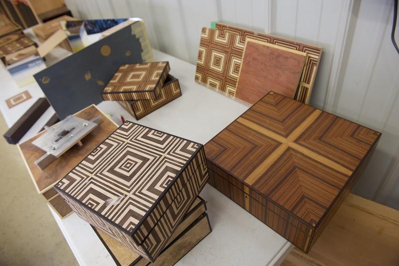 Detailed Boxes w Ferrazzutti 98