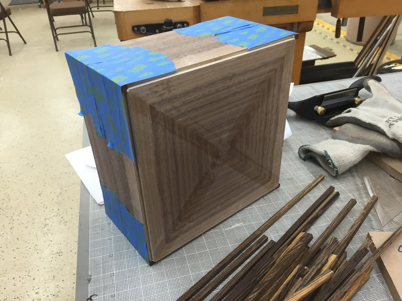 Detailed Boxes w Ferrazzutti 69