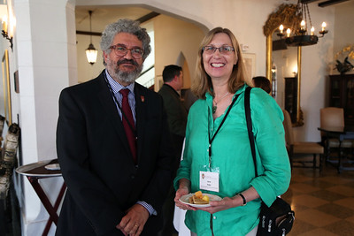 John Baldacchino (Arts Institute) and Jane Elder (Wisconsin Academy of Sciences Arts and Letters)