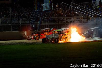 SDW Kickoff @ Weedsport Speedway