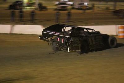 Saturday Night at Fayettville Motor Speedway
