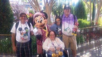 Disneyland & CA Adventure #1637 (Aug 15-18)