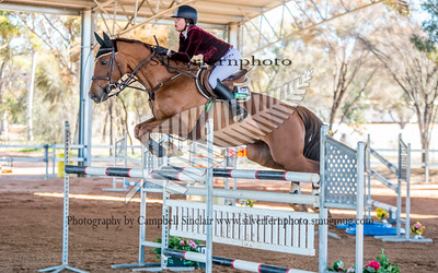 Class 16 Jumping WA Horse of the Year 135cm