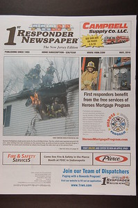 1st Responder Newspaper - May 2016