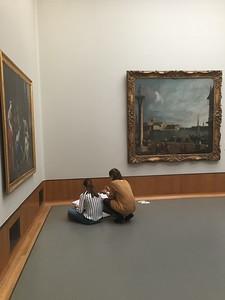 Museum - Bridget St. Clair