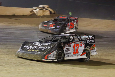 Dale McDowell (17M) and Shane Clanton (25)