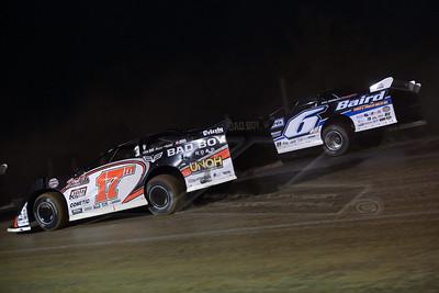 Dale McDowell (17M) and Jonathan Davenport (6)