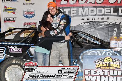 Mason Zeigler and fiancee Amber Johnson