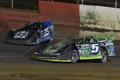 Brandon Sheppard (B5) and Mason Zeigler (25Z)