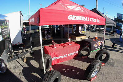 General Tire midway display