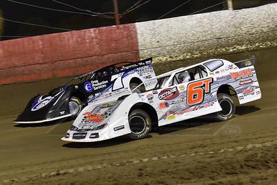 Tim Dohm (6T) and Jared Landers (777)