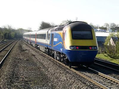 43044_43043 Pass Sileby 0854/1B23 Leeds-St Pancras MML Service    28/04/16