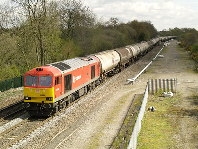 60044 1059_6m57 Lindsey-Kingsbury passing Stenson Junction  28/04/16.