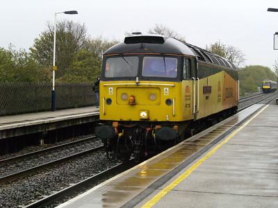 47739 1527_Om47 Derby-Washwood Heath passes Willington  28/04/16.